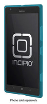 Incipio - NGP Case for Nokia Lumia 1520 Cell Phones - Translucent Turquoise