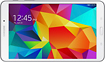 Samsung - Geek Squad Certified Refurbished Galaxy Tab 4 8.0 - 16GB - White