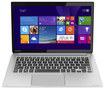 "Toshiba - KIRAbook 13.3"" Touch-Screen Laptop - Intel Core i7 - 8GB Memory - 256GB Solid State Drive - Silver"