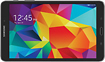 Samsung - Geek Squad Certified Refurbished Galaxy Tab 4 8.0 - 16GB - Black