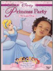 Disney Princess Party, Vol. 1 (DVD) (Eng/Fre) 2004