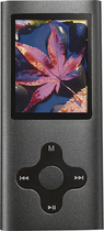 Mach Speed - Eclipse 4GB* Video MP3 Player - Gunmetal