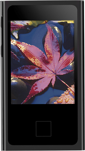 Eclipse - Supra Fit 8GB* Video MP3 Player - Black