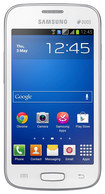 Samsung - Galaxy Star Pro DUOS with 4GB Memory Cell Phone (Unlocked) - White
