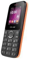 Blu - Zoey II Cell Phone (Unlocked) - Orange