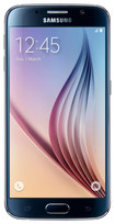 Samsung - Galaxy S6 4G with 64GB Memory Cell Phone (Unlocked) - Black