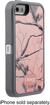 OtterBox - Defender Series Case for Apple® iPhone® 5 and 5s - AP Pink Camo