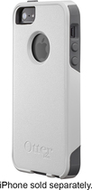 OtterBox - Commuter Series Case for Apple® iPhone® 5 - Glacier