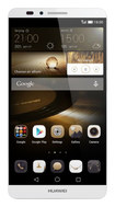 Huawei - Ascend Mate 7 4G with 16GB Memory Cell Phone (Unlocked) - White