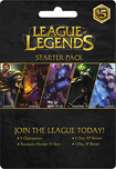 Riot Games - League of Legends Starter Pack ($5)