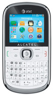 Alcatel - One Touch 871a Cell Phone (Unlocked) - White