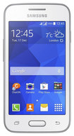 Samsung - Galaxy Ace 4 4G with 4GB Memory Cell Phone (Unlocked) - White