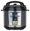 SPT - 6.5-Quart Electric Pressure Cooker - Gray