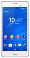 Sony - Xperia Z3 Compact 4G with 16GB Memory Cell Phone (Unlocked) - White