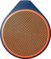 Logitech - X100 Portable Bluetooth Speaker - Orange