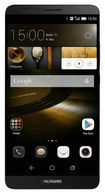 Huawei - Ascend Mate 7 4G with 16GB Memory Cell Phone (Unlocked) - Black