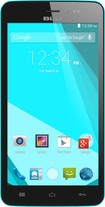 Blu - Studio 5.0 C 4G with 4GB Memory Cell Phone (Unlocked) - Light Blue