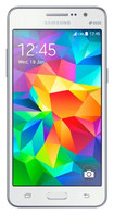 Samsung - Galaxy Grand Prime DUOS with 8GB Memory Cell Phone (Unlocked) - White
