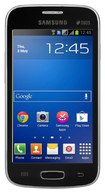 Samsung - Galaxy Star Pro DUOS with 4GB Memory Cell Phone (Unlocked) - Black