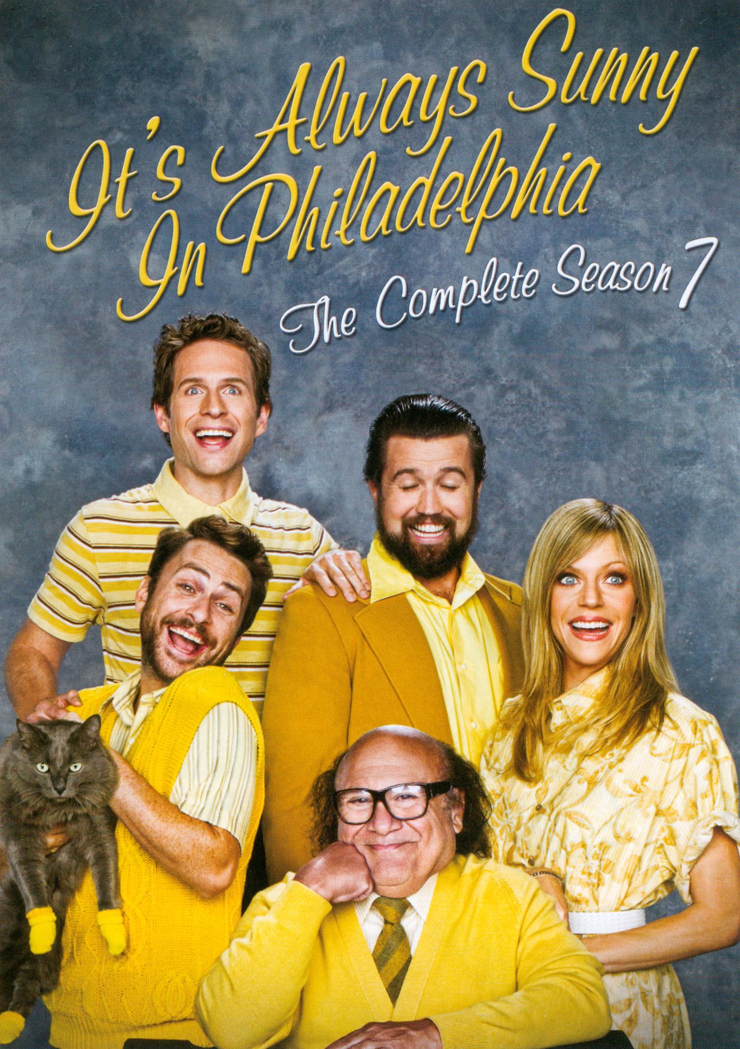 It's Always Sunny In Philadelphia: The Complete Season 7 [2 Discs] (dvd) 6673191