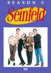 Seinfeld: The Complete Fifth Season [4 Discs] (dvd) 6673598