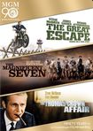 The Great Escape/the Magnificent Seven/the Thomas Crown Affair [3 Discs] (dvd) 6675285