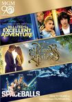 Bill & Ted's Excellent Adventure/the Princess Bride/spaceballs [3 Discs] (dvd) 6675399