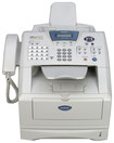 Brother - Black-and-White All-In-One Printer - White