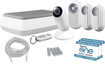 Swann - Smart Alarm Security and Video Monitoring Kit - White