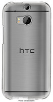Case-Mate - Naked Tough Case for HTC One (M8) Cell Phones - Clear