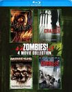 Zombies!: 4 Movie Collection [4 Discs] [blu-ray] 6685107