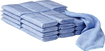 Dynex™ - Microfiber Cleaning Cloths (24-Pack) - Blue