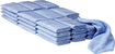 Dynex™ - Microfiber Cleaning Cloths (36-Pack) - Blue Image