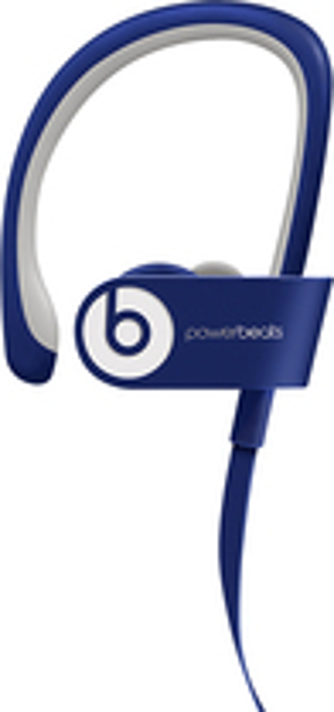 Beats by Dr. Dre - Powerbeats2 Wireless Bluetooth Earbud Headphones - Blue