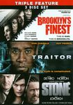 Brooklyn's Finest/traitor/stone [3 Discs] (dvd) 6688219