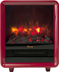 Crane - Fireplace Electric Heater - Red