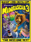 Madagascar 3: Europe's Most Wanted (Blu-ray Disc) (2 Disc)