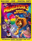 Madagascar 3: Europe's Most Wanted [blu-ray/dvd] 6698718