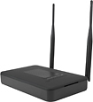 Amped Wireless - High-Power Wireless-N 600 mW Gigabit Dual-Band Access Point