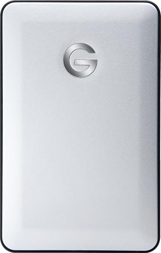 G-DRIVE - mobile 1TB External USB 3.0 Portable Hard Drive - Silver