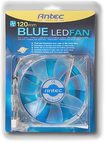 Antec - 120mm CPU Cooling Fan - Clear
