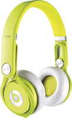 Beats by Dr. Dre - Open Box Excellent Condition - Beats Mixr On-Ear Headphones - Neon Yellow