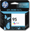 HP - 95 Tricolor Inkjet Cartridge - Cyan, Magenta, Yellow