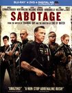 Sabotage [2 Discs] [includes Digital Copy] [ultraviolet] [blu-ray/dvd] 6712017