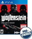Wolfenstein: The New Order - Pre-owned - Playstation 4