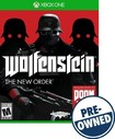 Wolfenstein: The New Order - PRE-OWNED - Xbox One