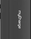 myCharge - AMPMAX Portable Power Bank - Black