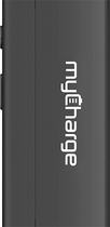 myCharge - AMPPLUS Portable Power Bank - Gray