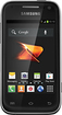 Boost Mobile - Samsung Galaxy Rush No-Contract Cell Phone - Black