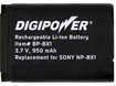 DigiPower - Lithium-Ion Battery - Black